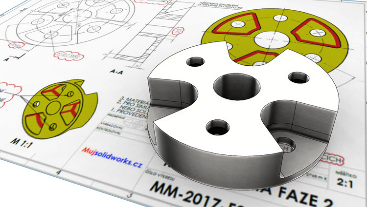 96-solidworks-model-mania-Los-Angeles-2017-zadani-reseni-solution-task-drawings-vykres