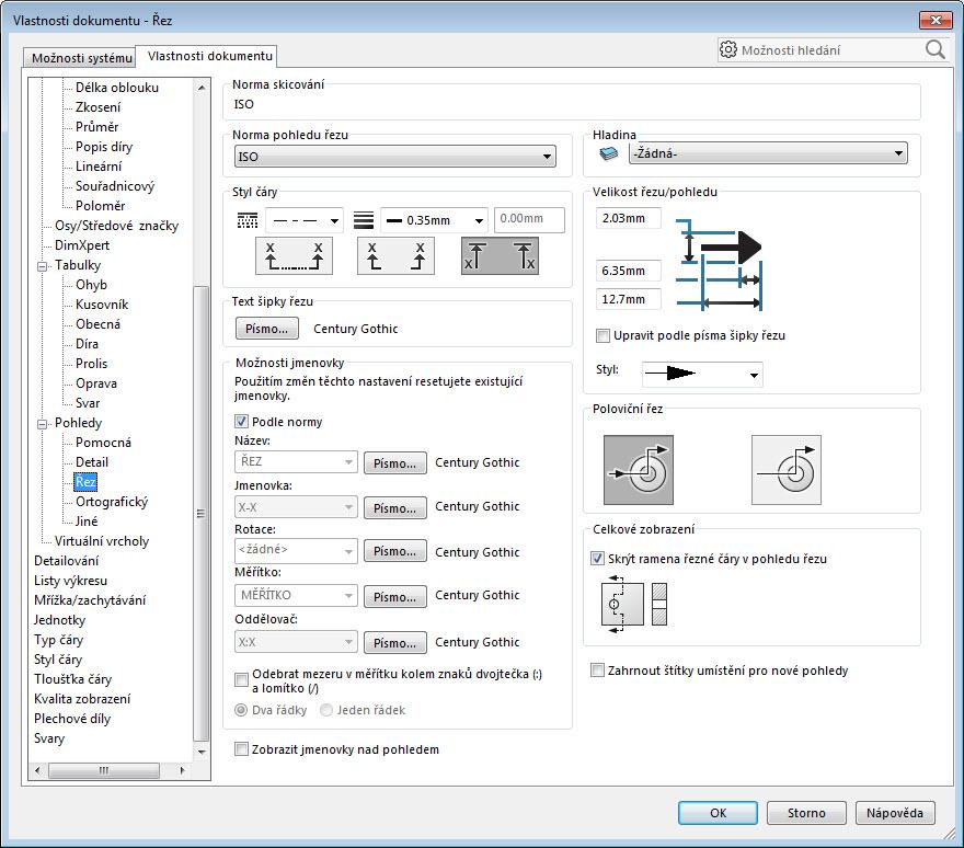 3-SolidWorks-sablona-vykres-format-listu-vlastnosti-firemni-logo