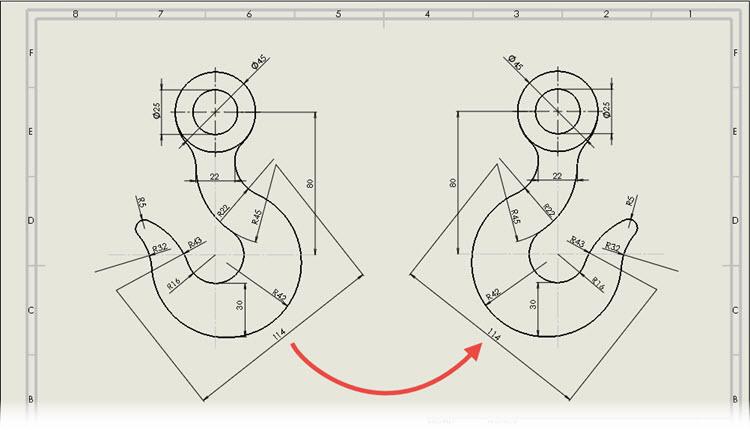5-SolidWorks-zrcadlit-pohled-navod-postup-vykres
