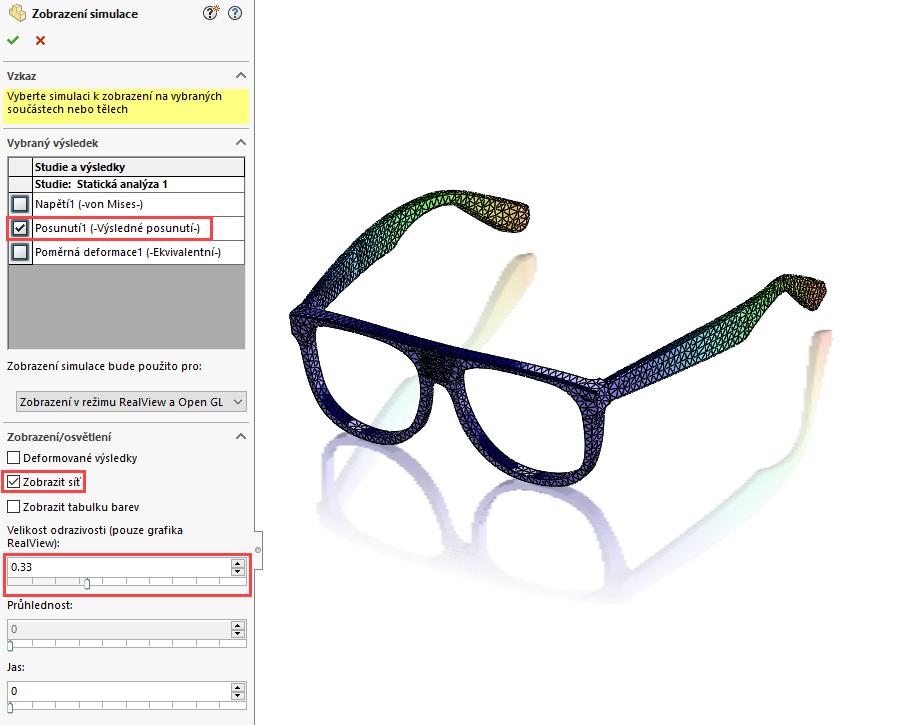 8-solidworks-simulace-zobrazeni-vysledku-v-kontextu-sestavy-Simulation