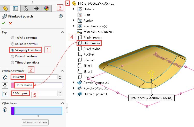 18-Ucebnice-SolidWorks-modelovani-ploch-priklad-14-2-postup-navod-tutorial