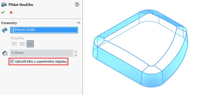 27-1-Ucebnice-SolidWorks-modelovani-ploch-priklad-14-2-postup-navod-tutorial