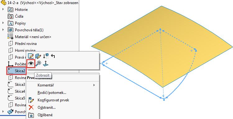 6-Ucebnice-SolidWorks-modelovani-ploch-priklad-14-2-postup-navod-tutorial