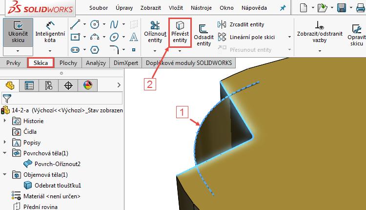 66-Ucebnice-SolidWorks-modelovani-ploch-priklad-14-2-postup-navod-tutorial