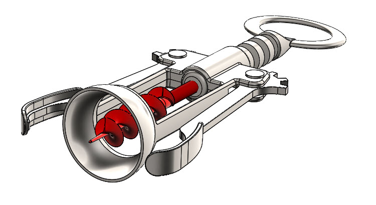 1-SolidWorks-vyvrtka-sroubovice-zadani-drawing-corkscrew