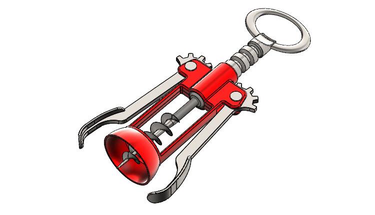 2-SolidWorks-vyvrtka-telo-zadani-drawing-corkscrew