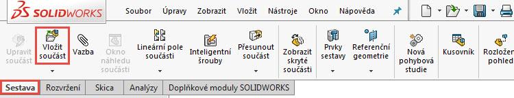 4.1-SolidWorks-navod-postup-vyvrtka-sestava