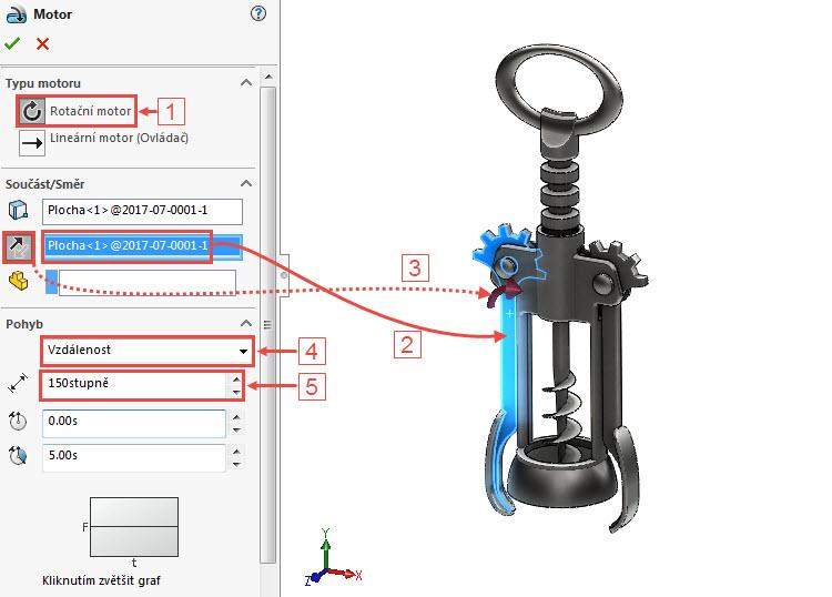 4-SolidWorks-animace-vyvrtka-animovany-pohyb-postup-navod-tutorial