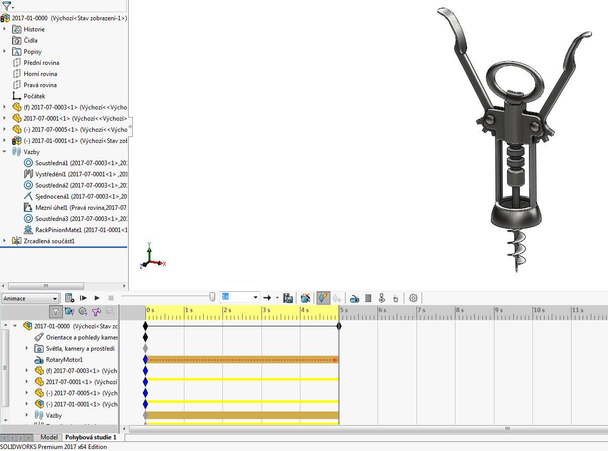 6-SolidWorks-animace-vyvrtka-animovany-pohyb-postup-navod-tutorial
