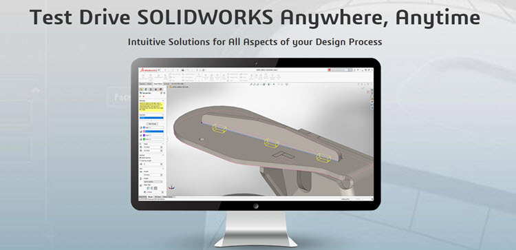1-SolidWorks-My.SolidWorks-On-line-Trial-2018