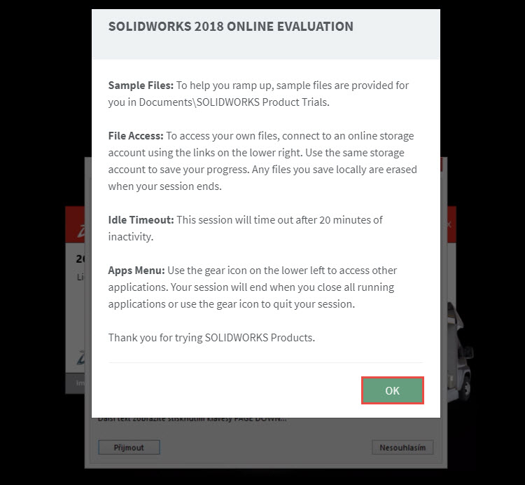 4-SolidWorks-My.SolidWorks-On-line-Trial-2018