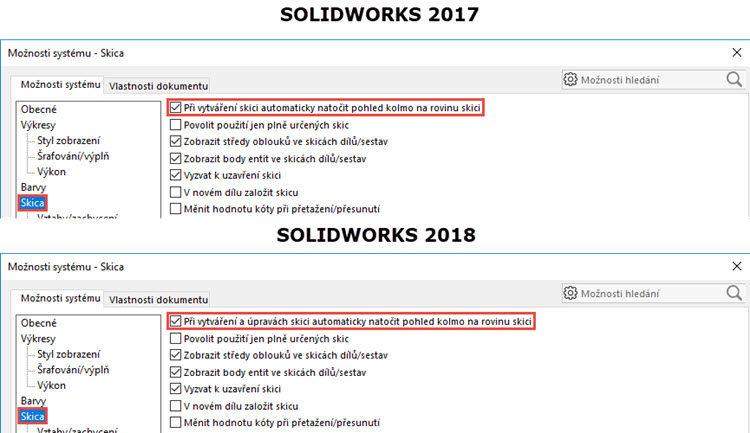 5-SolidWorks-2018-automaticky-pohled-na-rovinu-skici