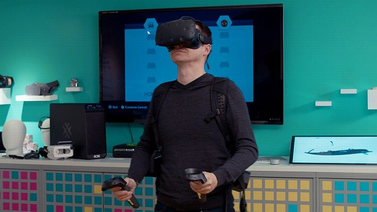 Podpora virtuální reality v SOLIDWORKS eDrawings