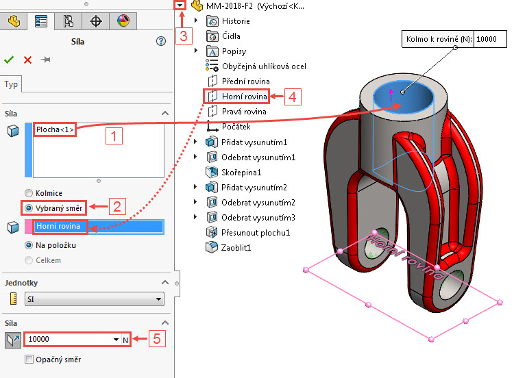 86-SolidWorks-World-2018-Model-Mania-postup-tutorial-navod