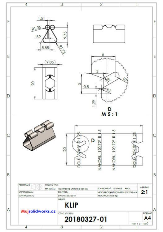 101-Mujsolidworks.cz-papirova-sponka-navod-tutorial-postup-plechovy-dil