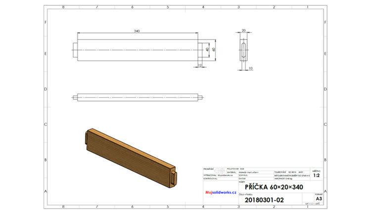 2-Mujsolidworks-modelovani-tutorial-zaklady-zidle-pricka-navod