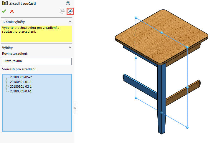 28-Mujsolidworks-sestava-zidle-postup-tutorial-navod