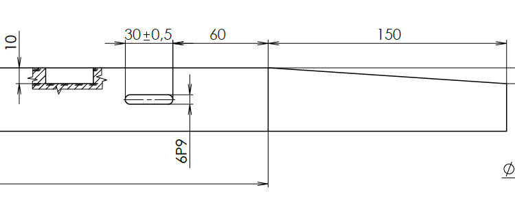 3-postup-navod-zacatecnik-sestava-animace-SolidWorks-tutorial-noha