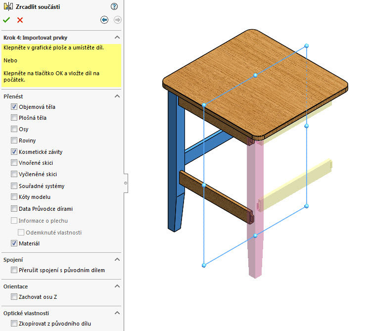 32-Mujsolidworks-sestava-zidle-postup-tutorial-navod