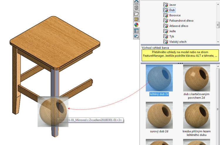 33-Mujsolidworks-sestava-zidle-postup-tutorial-navod