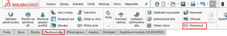 34-Mujsolidworks.cz-papirova-sponka-navod-tutorial-postup-plechovy-dil
