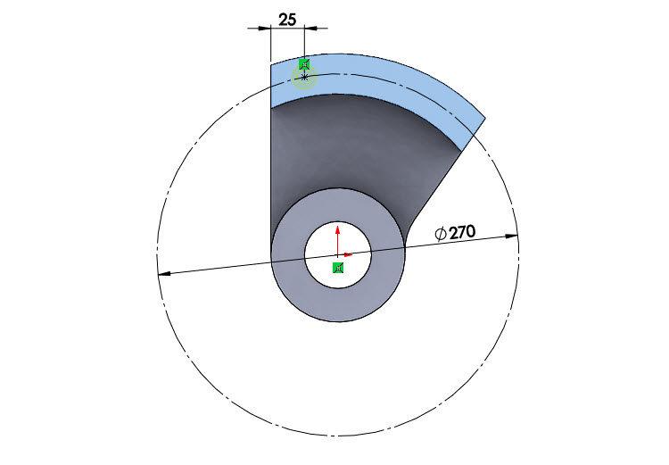 34-SolidWorks-vahadlo1-Hranice-2018-postup-tutorial-navod