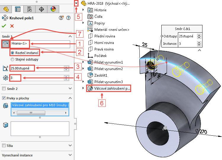 36-SolidWorks-vahadlo1-Hranice-2018-postup-tutorial-navod
