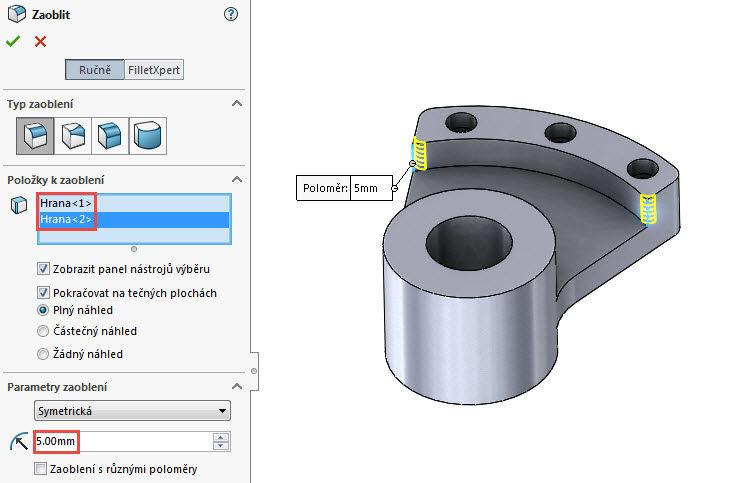 38-SolidWorks-vahadlo1-Hranice-2018-postup-tutorial-navod