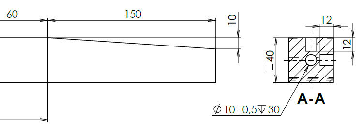4-postup-navod-zacatecnik-sestava-animace-SolidWorks-tutorial-noha