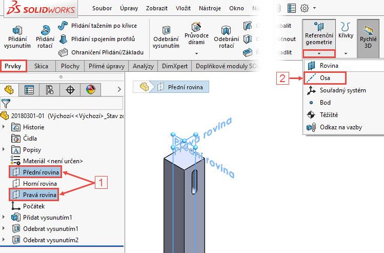 44-postup-navod-zacatecnik-sestava-animace-SolidWorks-tutorial-noha