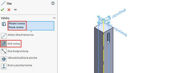 45-postup-navod-zacatecnik-sestava-animace-SolidWorks-tutorial-noha