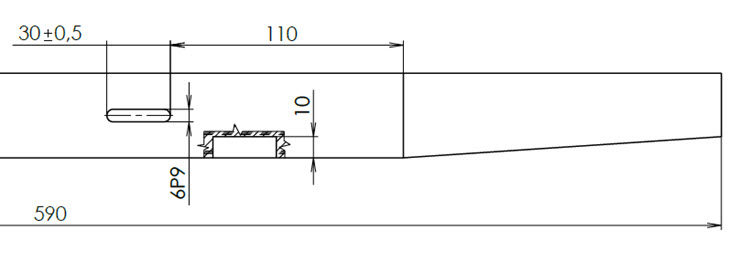 6-postup-navod-zacatecnik-sestava-animace-SolidWorks-tutorial-noha