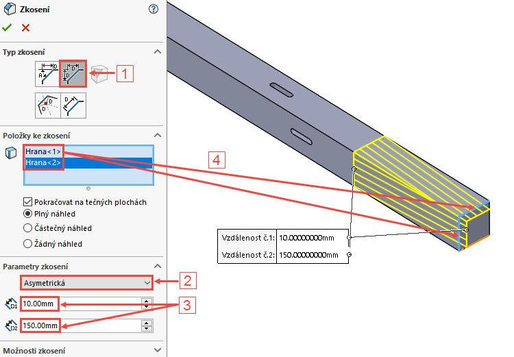 60-postup-navod-zacatecnik-sestava-animace-SolidWorks-tutorial-noha