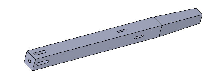 61-postup-navod-zacatecnik-sestava-animace-SolidWorks-tutorial-noha