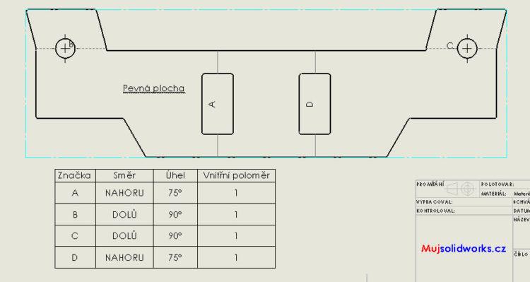 16-SolidWorks-plechove-dily-sheet-metal-konfigurace-vykres