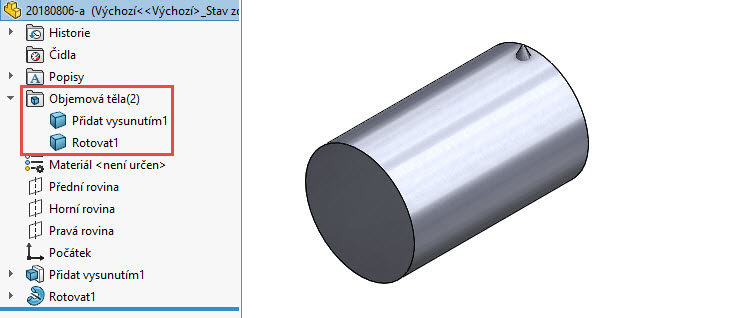 17-SolidWorks-prace-s-tely-postup-navod-tutorial