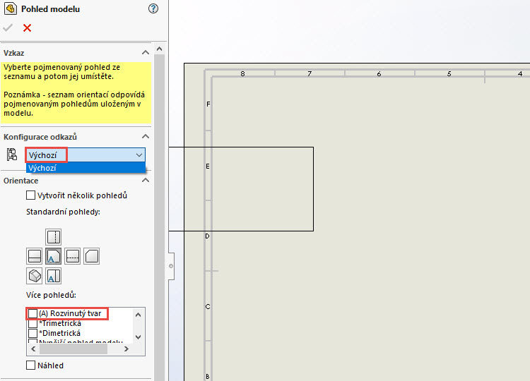21-SolidWorks-plechove-dily-sheet-metal-konfigurace-vykres
