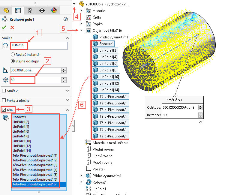 27-SolidWorks-prace-s-tely-postup-navod-tutorial