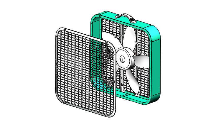 0-SolidWorks-postup-navod-modelani-vetrak-plechove-dily