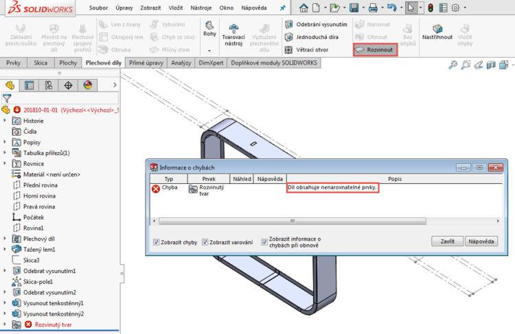 54-SolidWorks-postup-navod-modelani-vetrak-plechove-dily-skrin