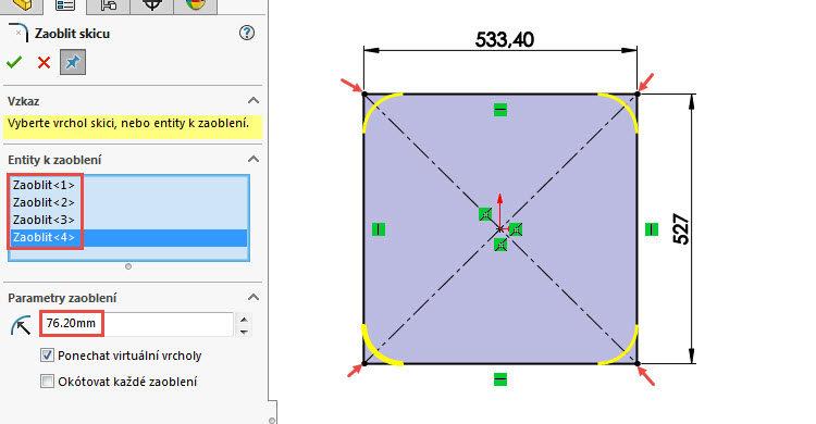 6-SolidWorks-postup-navod-modelani-vetrak-plechove-dily-skrin