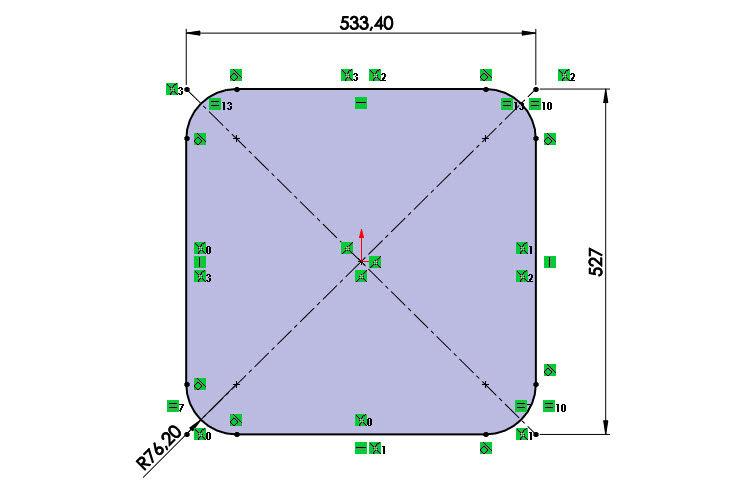 7.0-SolidWorks-postup-navod-modelani-vetrak-plechove-dily-skrin