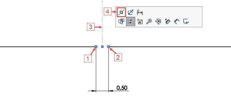 7.7-SolidWorks-postup-navod-modelani-vetrak-plechove-dily-skrin