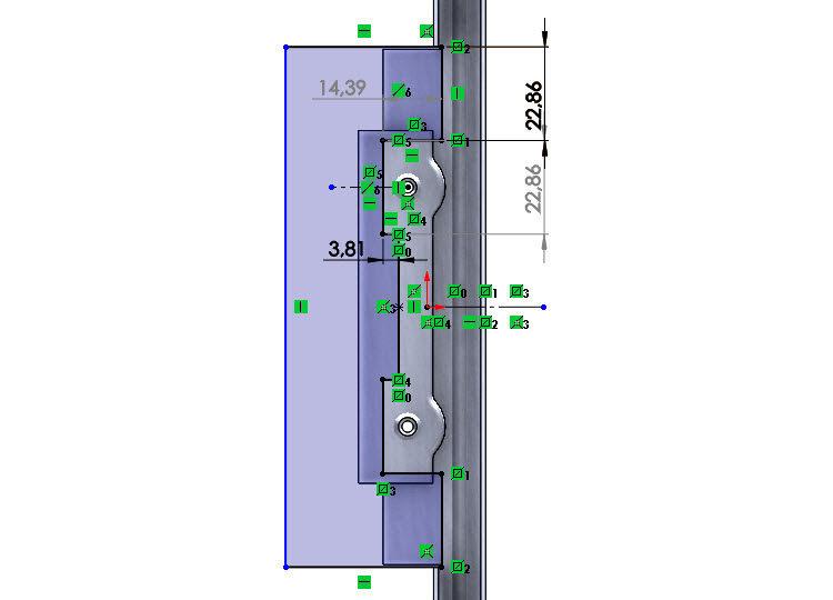 126-SolidWorks-postup-navod-modelani-vetrak-plechove-dily-vyztuha-skrine
