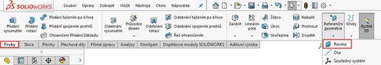 17-SolidWorks-postup-navod-modelani-vetrak-plechove-dily-vyztuha-skrine