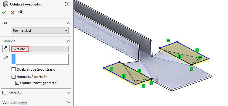 38-SolidWorks-postup-navod-modelani-vetrak-plechove-dily-vyztuha-skrine
