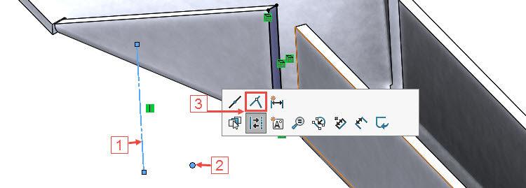 86-SolidWorks-postup-navod-modelani-vetrak-plechove-dily-vyztuha-skrine