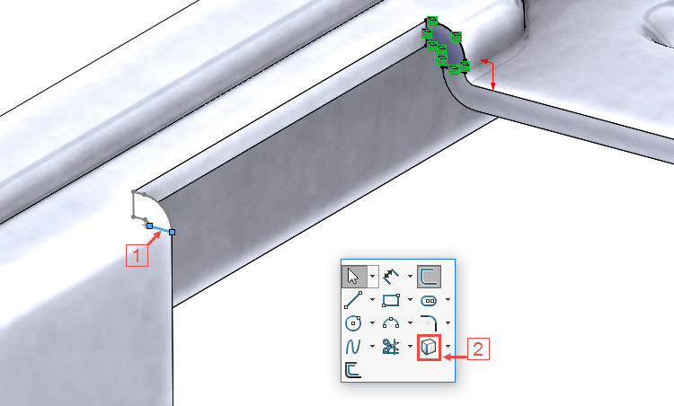 135-SolidWorks-postup-navod-modelani-vetrak-plechove-dily-vyztuha-skrine