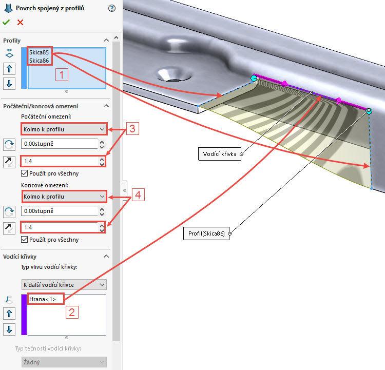 146-SolidWorks-postup-navod-modelani-vetrak-plechove-dily-vyztuha-skrine