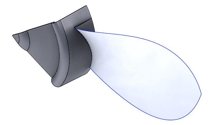 102-SolidWorks-postup-navod-modelani-vetrak-plechove-dily-lopatkove-kolo